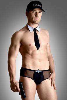Costume sexy homme Policeman set